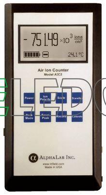 Měřič ionizace, čítač iontů, vzduchový čítač iontů AIC2