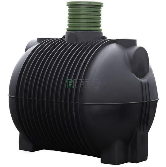 Nádrž na dešťovou vodu 10000 litrů