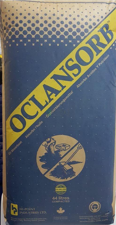 OCLANSORB, rašelinový sorbent, ekologický sorbent