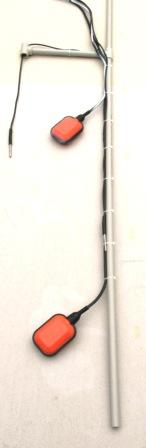 délka kabelů 10m